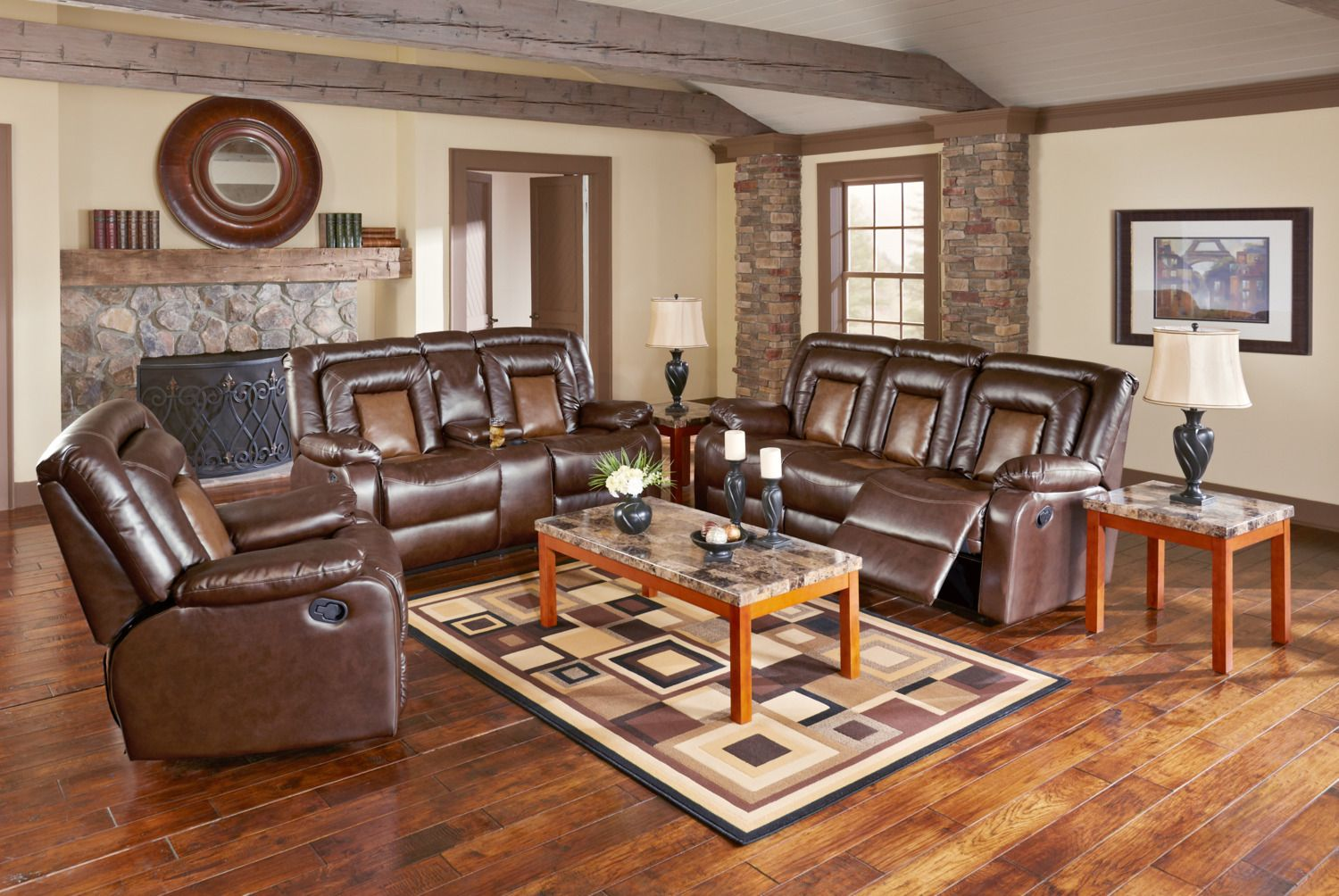 Dual Purpose The Mustang Collection Provides Both Convenience And Comfort In A Distinct Modern Style American Home Furniture Furniture Bedroom Furniture Sets