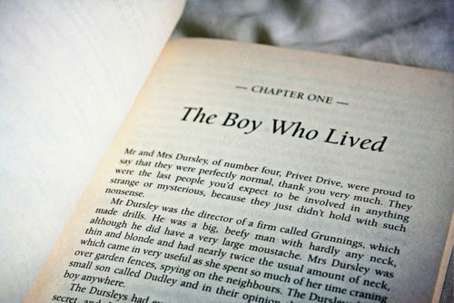 Harry Potter From The First Page Harry Potter Harry Harry Potter Love