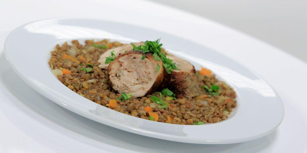 راجو العدس ارنب محشى Food Beef Meat