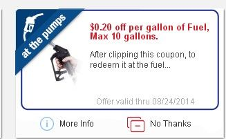 Meijer Possible 010 Or 020 Fuel Rewards Up To 10