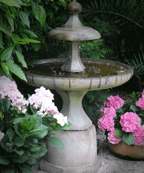 Bon Gartenbrunnen / English Garden Fountain Www.outdoor Brunnen.de #Fountains  #Gartenbrunnen #Garten