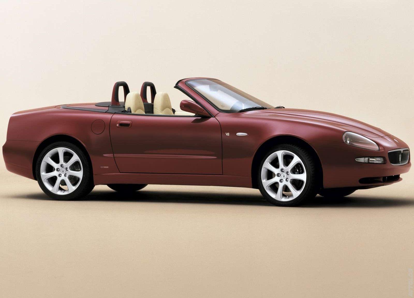 2003 Maserati Spyder | Fiat chrysler automobiles, Sports ...