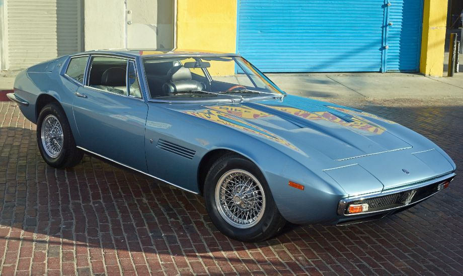 Featured Listing - 1971 Maserati Ghibli 4.7 Coupe For Sale ...