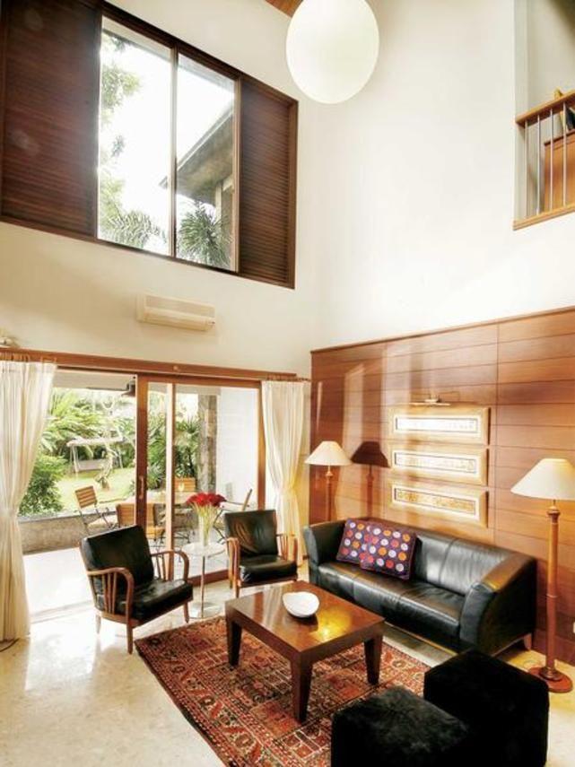 iDEA Online Interior Ruang Keluarga