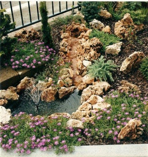 Rocce In Giardino.Come Creare Un Giardino Roccioso Garden Home Giardino