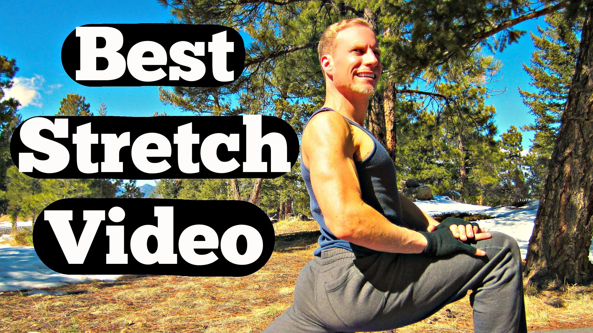The Best Damn Stretching Video in the Universe - 45 Min of Flexibility S...
