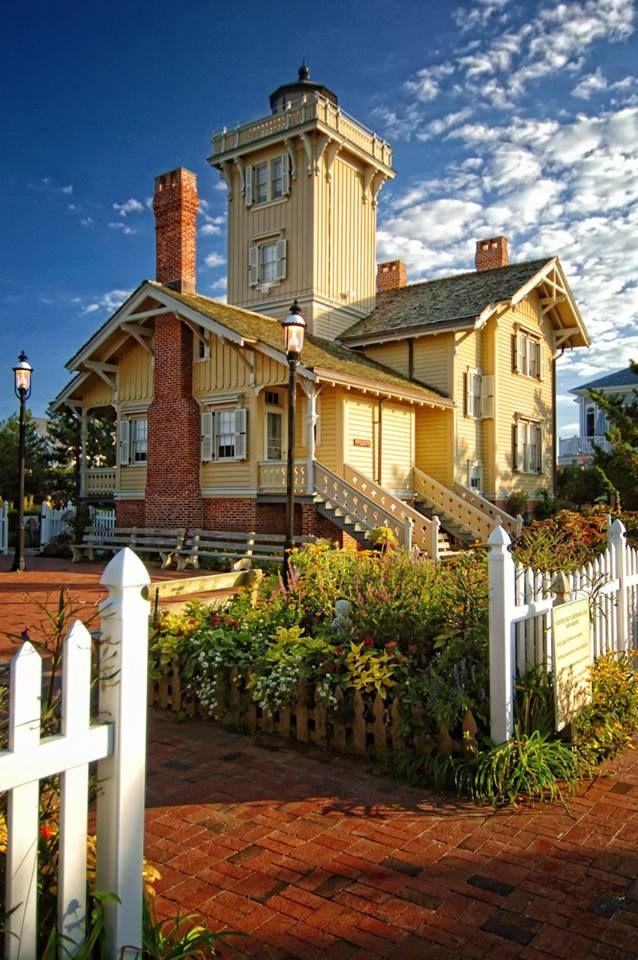 hereford lighthouse north wildwood nj lighthouses north rh pinterest com