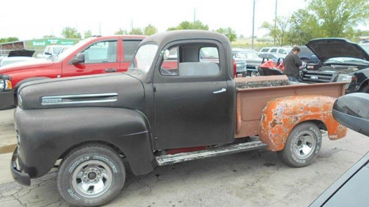 1949 Ford F1 for sale 100869687 | f1 Ford trucks | Pinterest | F1 ...