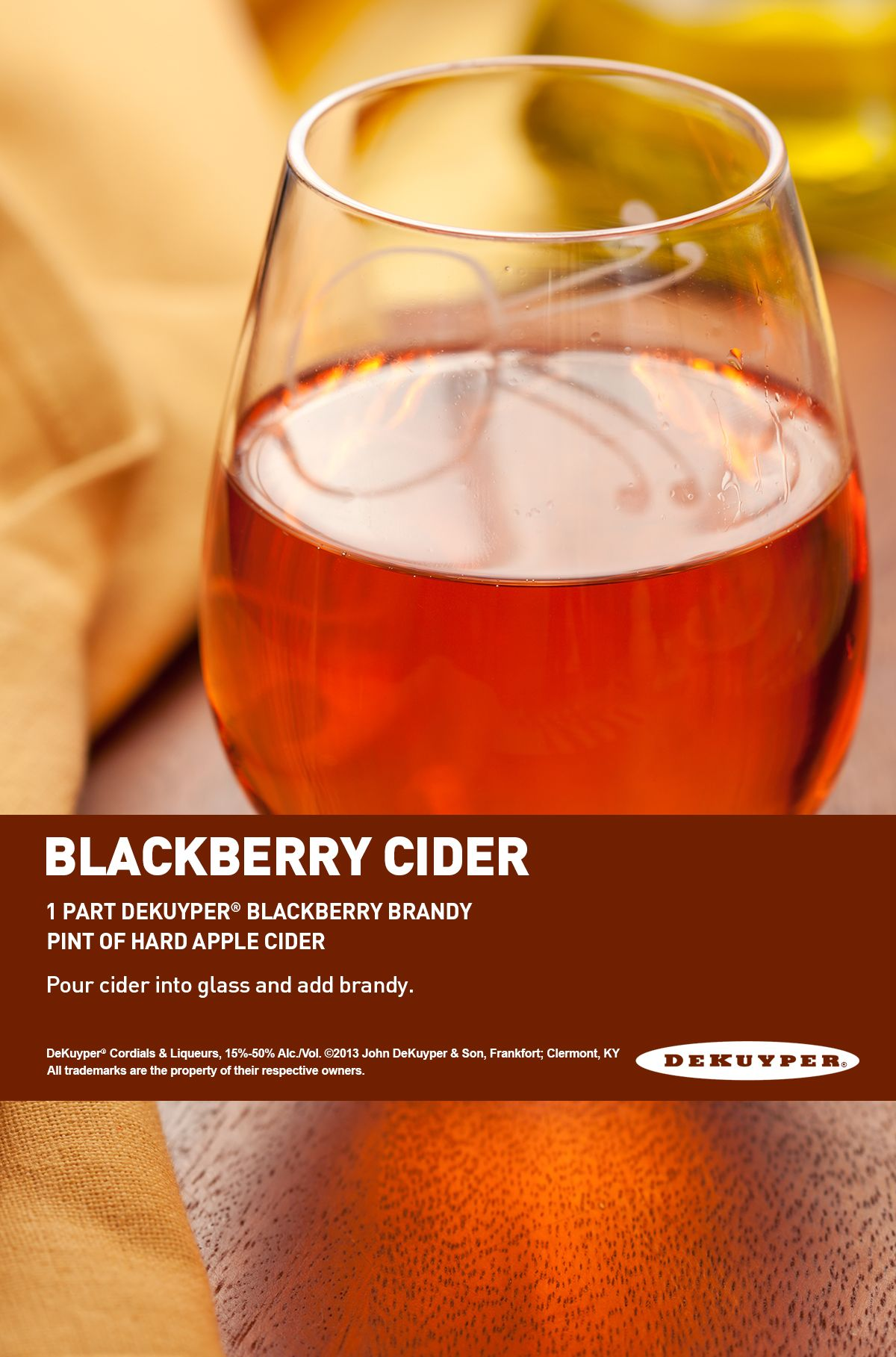Blackberry Cider Perfect For Those Chilly Evenings Cocktail Recipe Winter Fall Cider Cider Drinks Cider Drink Recipes Cider
