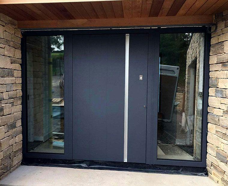 Rk Door Systems Portas De Ferro