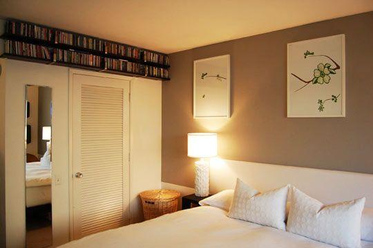 Polly and Ben's Shangri-LA Bedroom.
