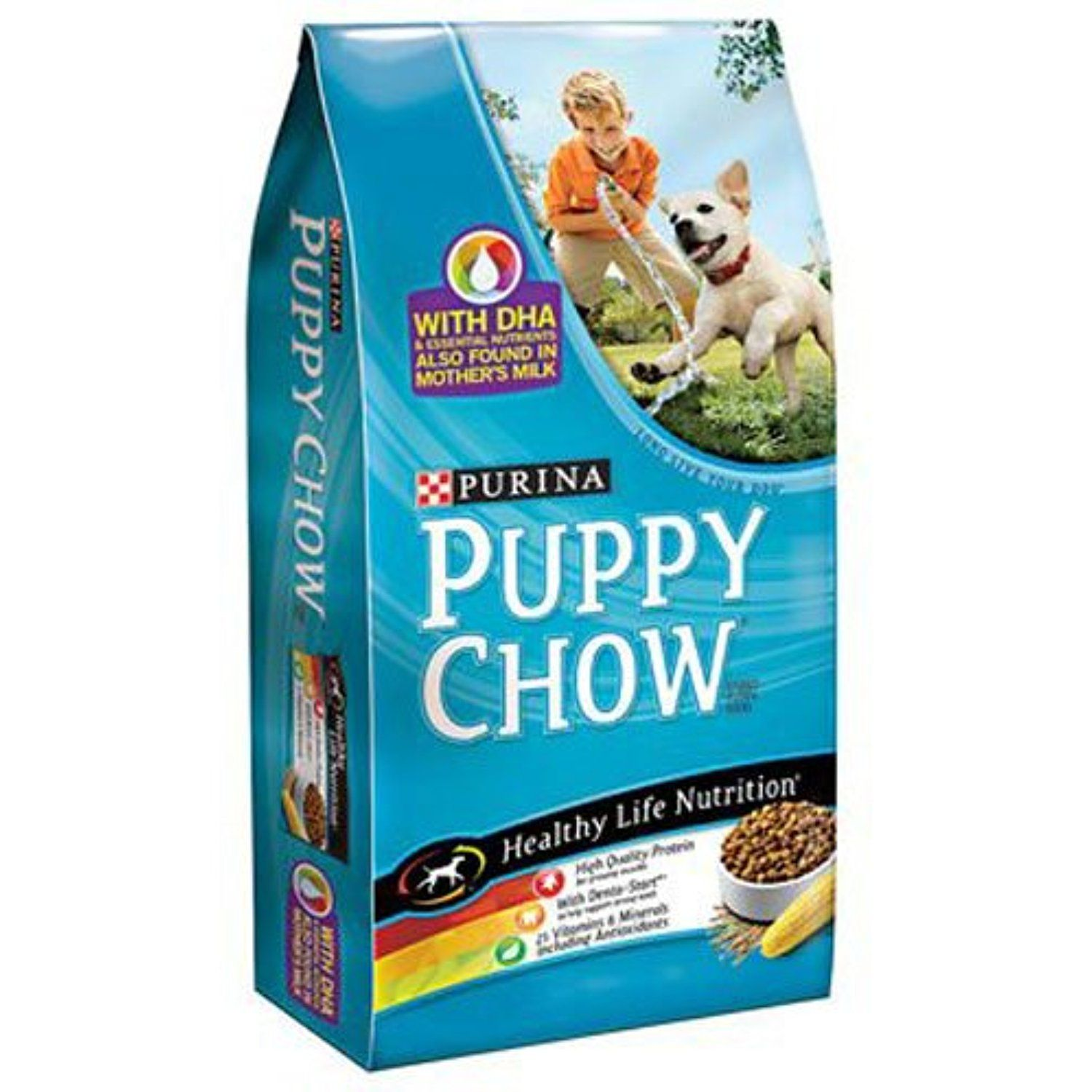 Purina 178108 Puppy Chow Complete Pet Food 32 Lb You Can Find Out More About The Great Product At The Image Link This Is An Affiliate Li Purina Puppy Chow