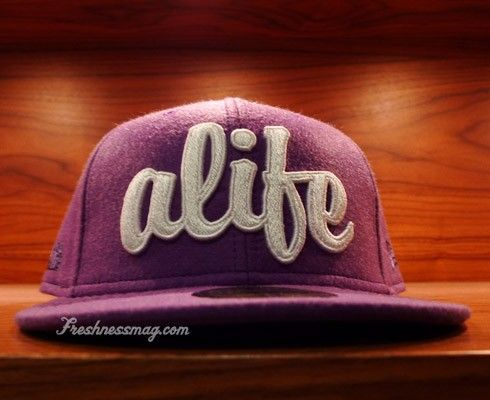 ALIFE x New Era   Ball Out 59FIFTY Collection