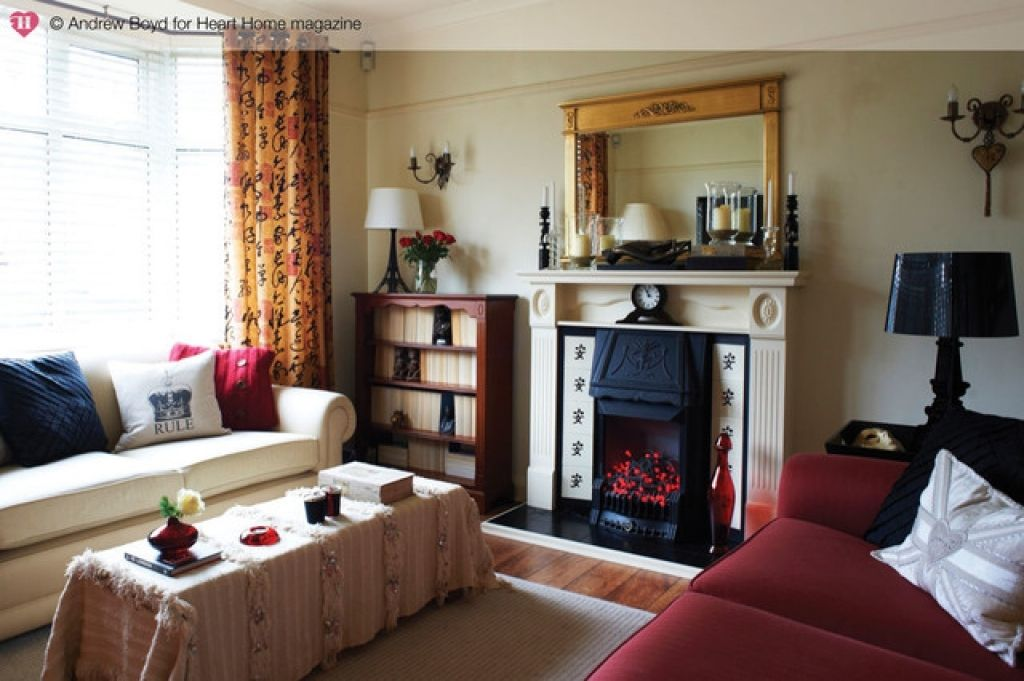 1930s interior design living room printed chairs semi traditional london dear ideas
