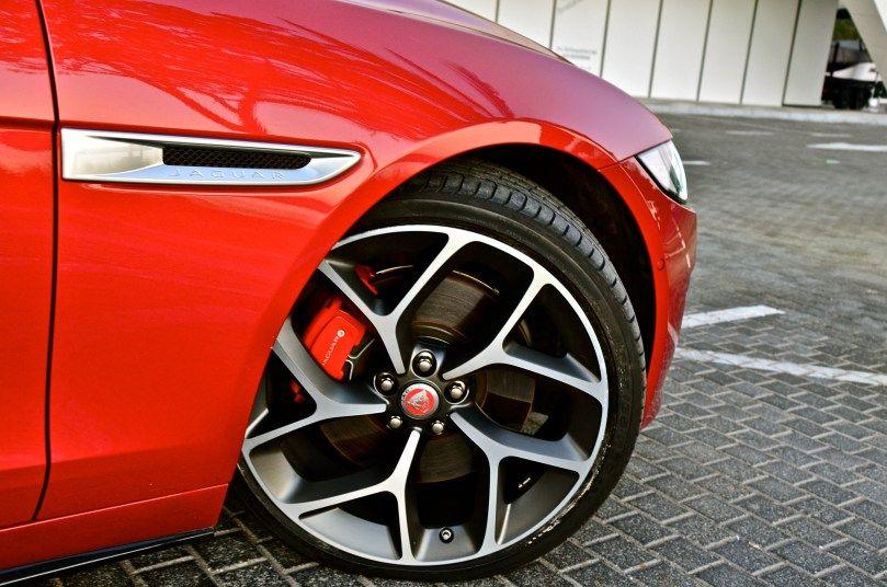 "20"" Propeller 10 Spoke Diamond Turned Jaguar xe, Jaguar"