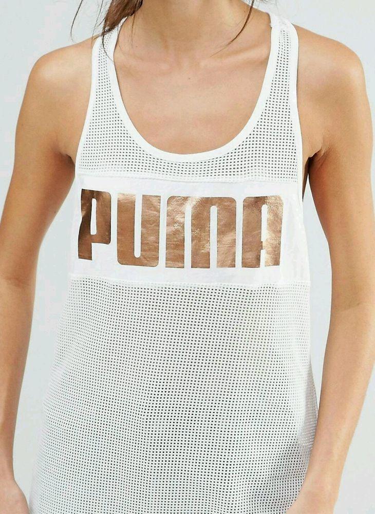 rose gold puma top