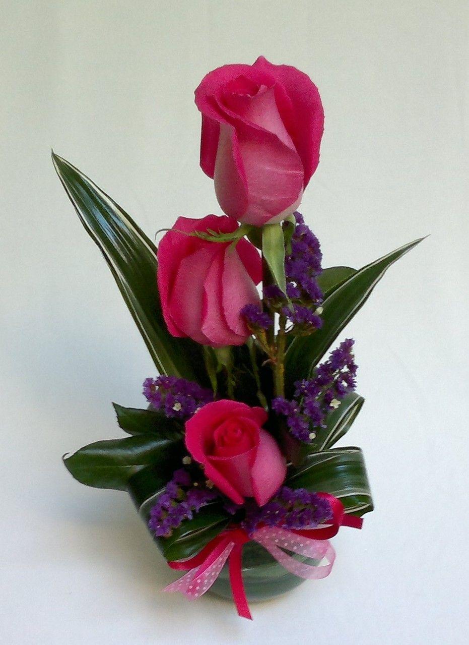 Detalles Florales Rosas Pinterest Flowers Flower Arrangements
