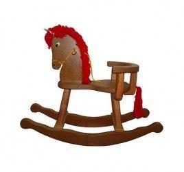 Cavalo de Balanço   Baú do Pirata