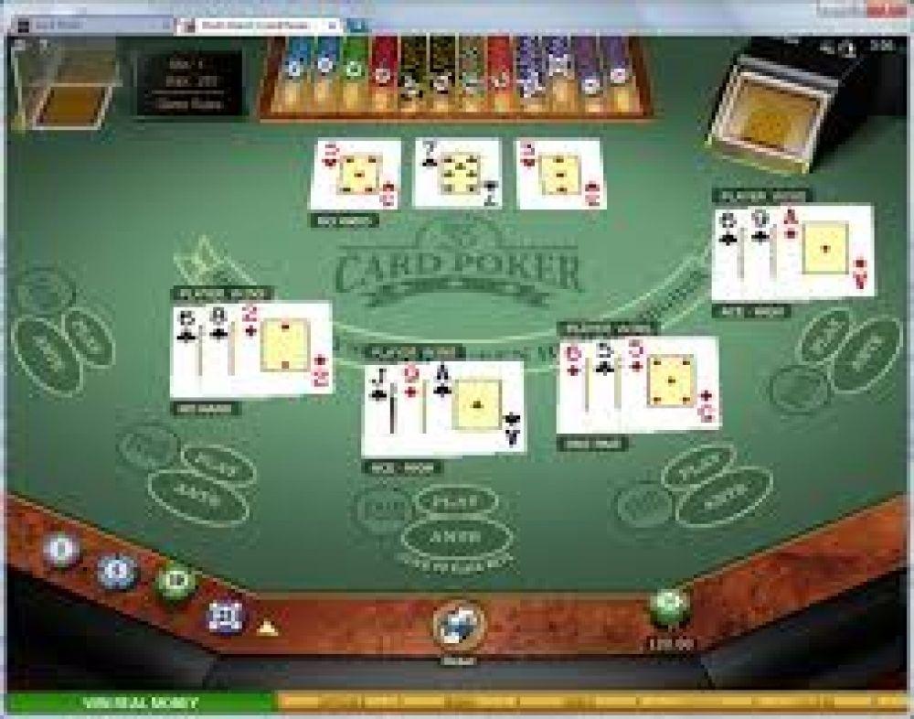 Покер онлайн стартовый капитал алкаши играют в карты