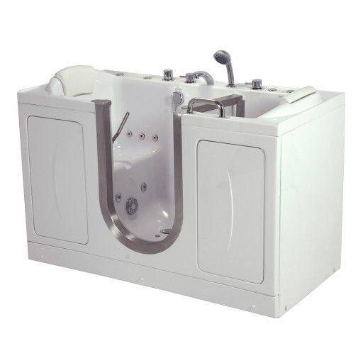 Ella S Bubbles 93085 Companion Dual Massage Acrylic Walk In Tub