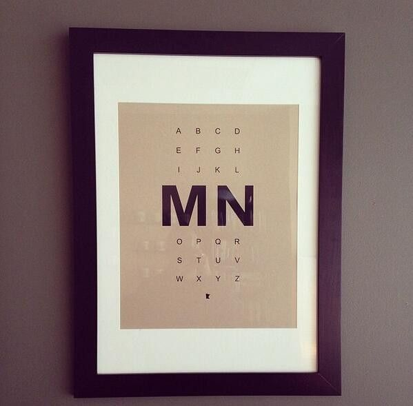 Forage Modern Workshop Alphabet Print Print Alphabet