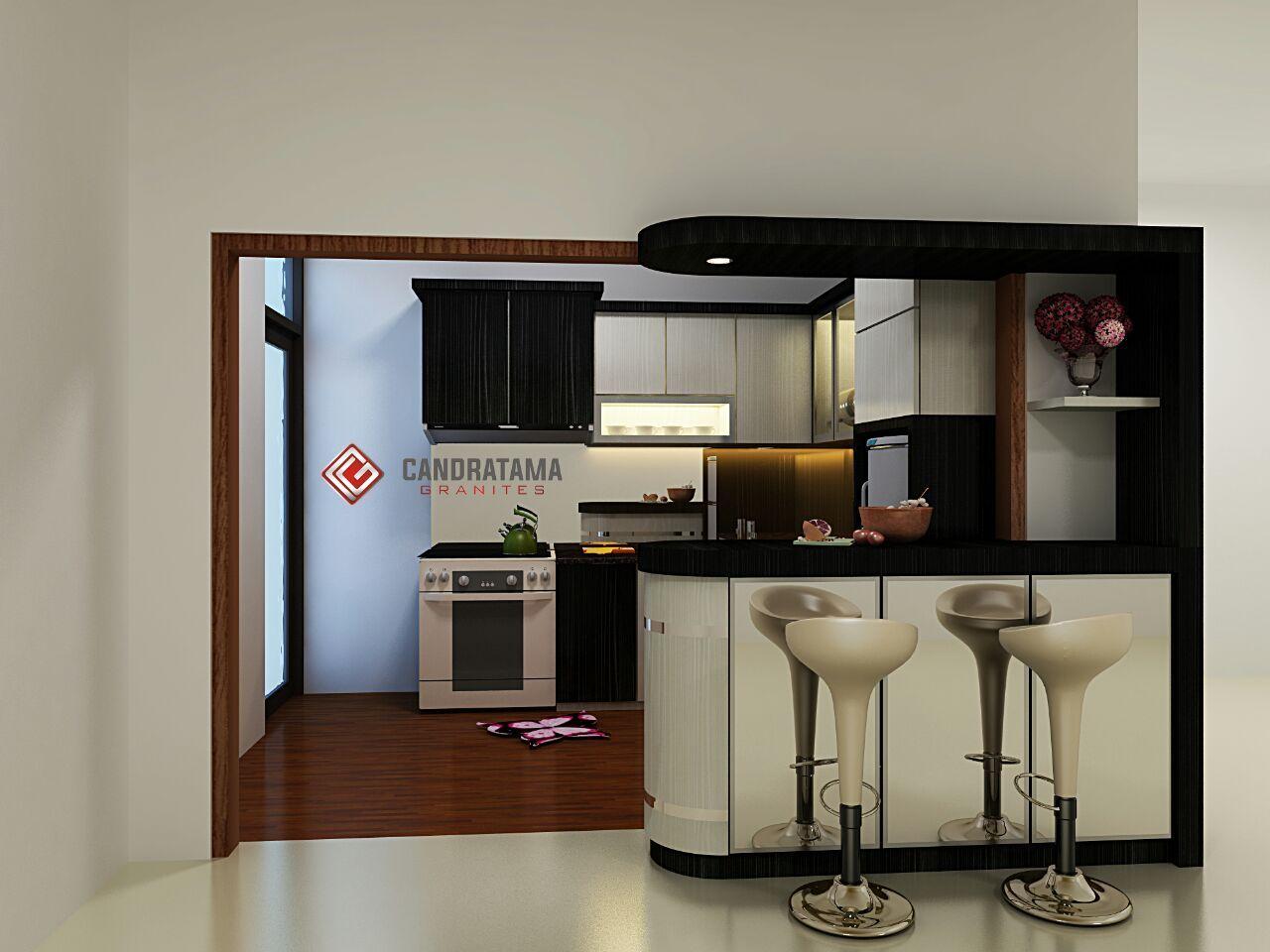 Gambar Meja Dapur Mini Bar Dekorasi Rumah Mini bar rumah minimalis