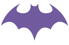 graphic regarding Batgirl Logo Printable titled Totally free Printable Batman Brand ClipArt Suitable AJ and Jaylynns