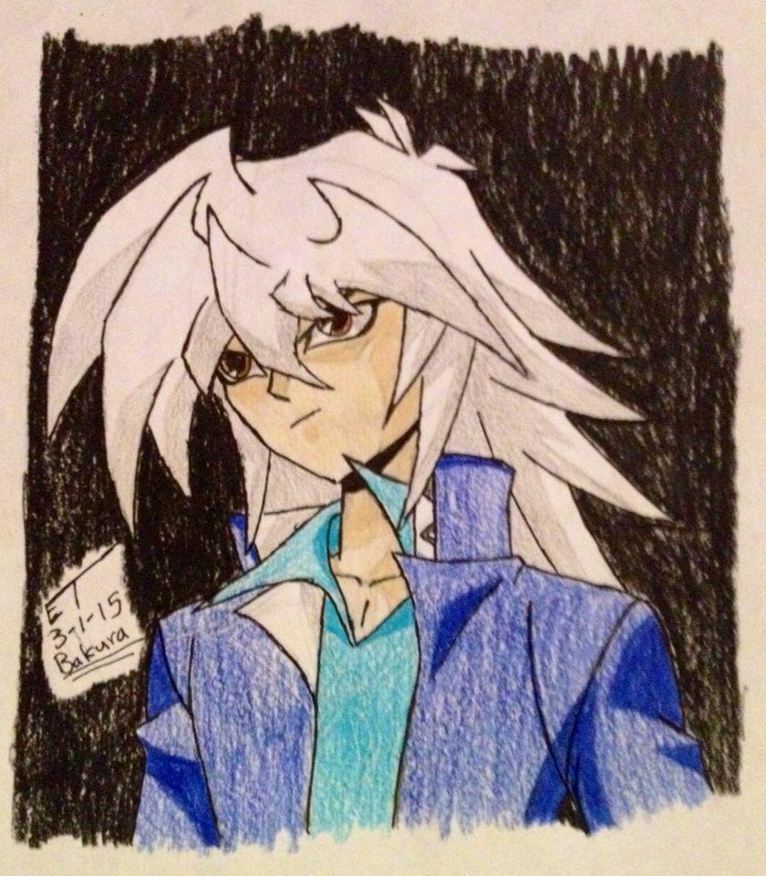 Bakura's evil side