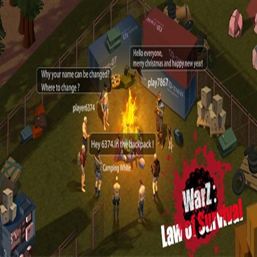warz law of survival v1 7 2 mod apk 2 512x512 game pinterest
