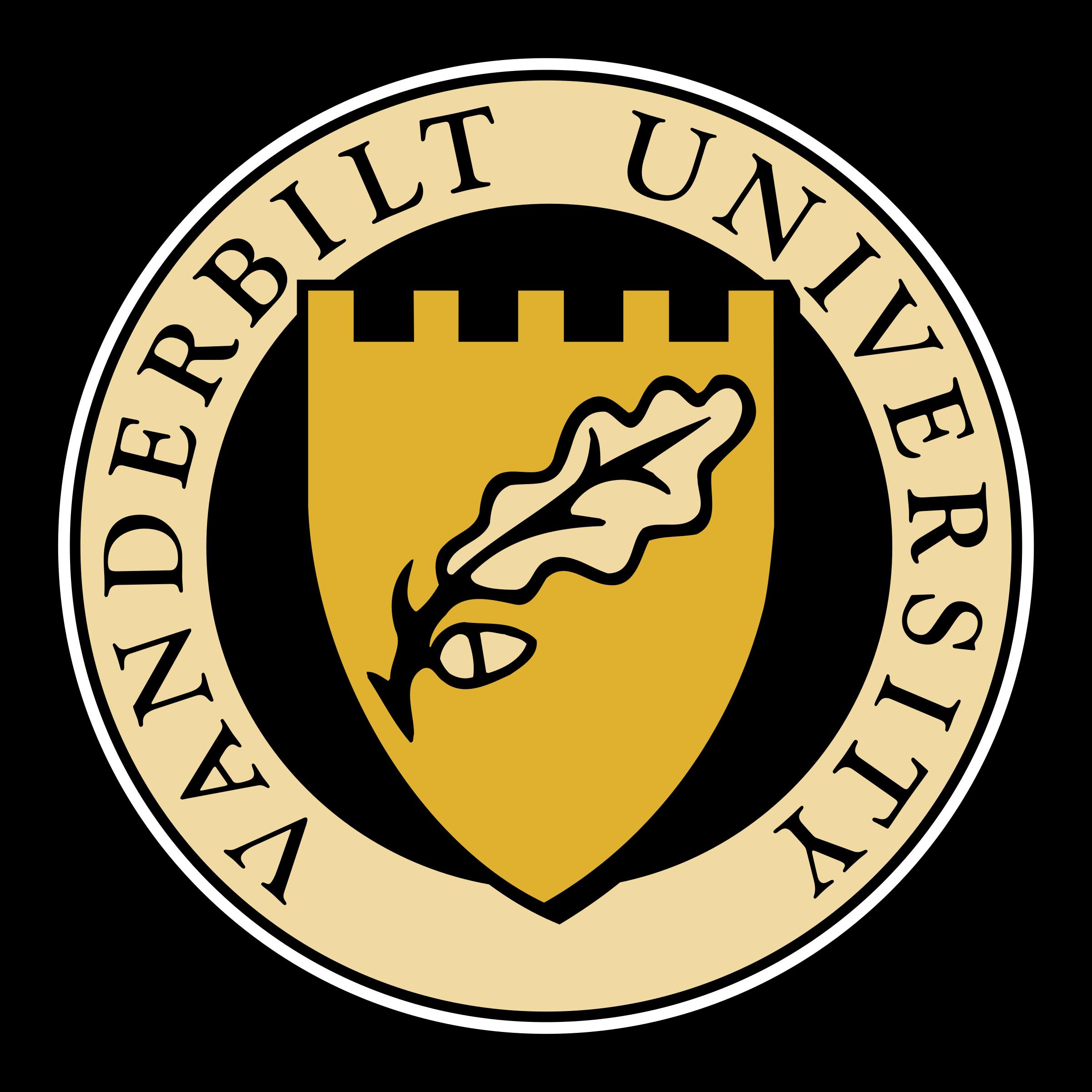 Vanderbilt University Logo Png Transparent Svg Vector Freebie Supply Vanderbilt University University Logo Dream School