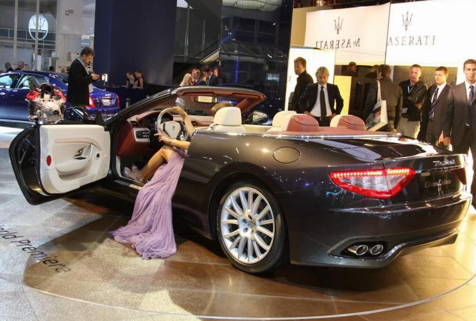 GranCabrio Maserati tuning - http://autotras.com