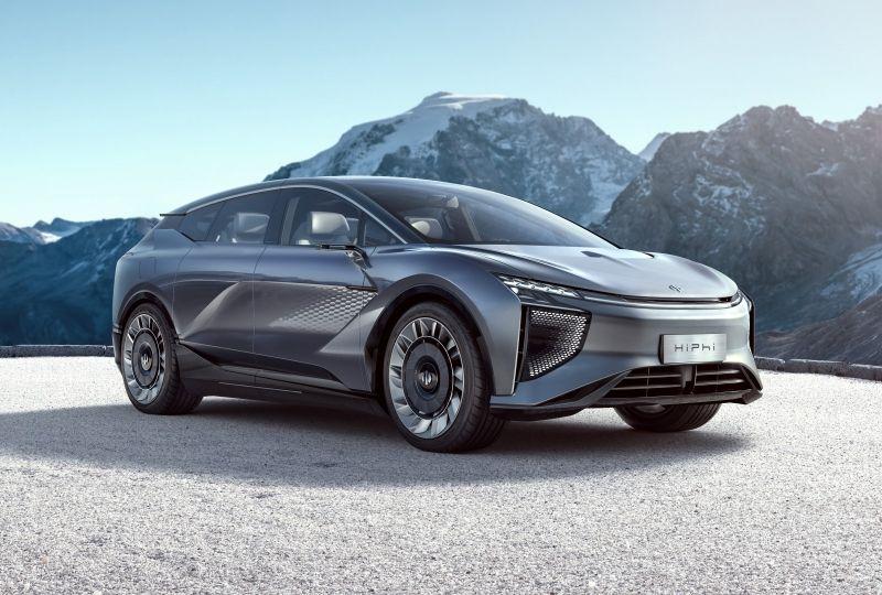 Hiphi 1 1920x1080 Electric Cars 2019 5k Wallpaper