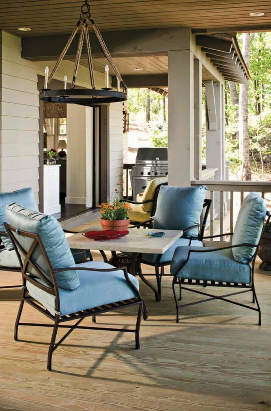 30 Amazing Beach Style Deck Ideas Promoting Relaxation Outdoor Living Space Outdoor Living Outdoor Living Design