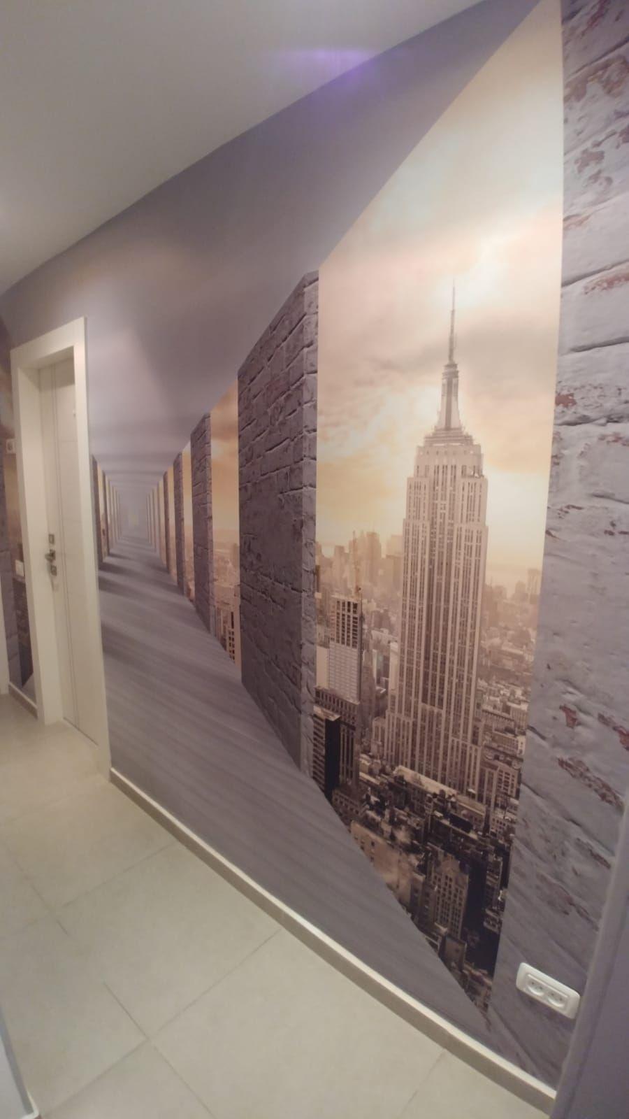 Fotooboi 3d Dmtapetim Mural 3dprinting 3dprint 3dmural