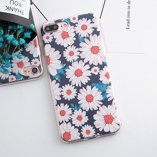 lovely soft tpu iphone cases flowers plants fruit cactus