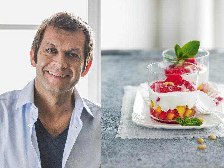 Laurent Mariotte  ses recettes préférées