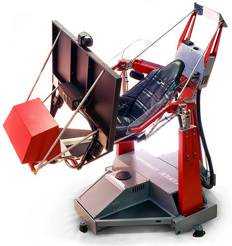 Force Dynamics Motion Simulation   SHUT UP AND TAKE MY MONEY