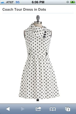 I really really REALLY want this dress as well!