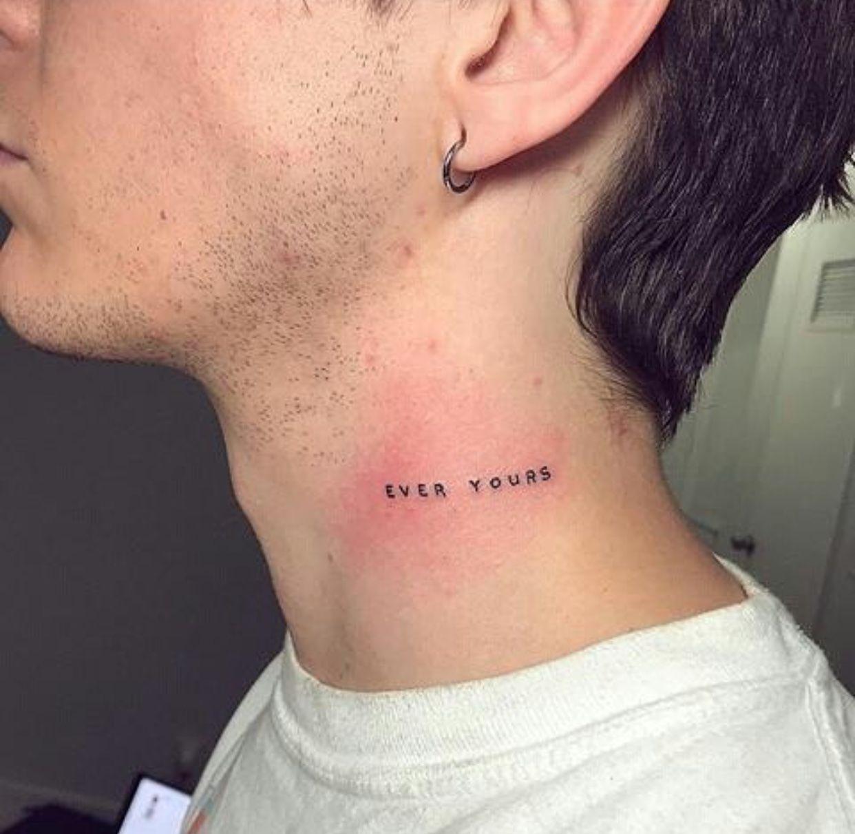 Pin De Davaughn White En Tatuagens Tatuajes Cuello Tatuaje Del Cuello Tatuajes Inspiradores