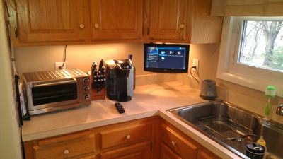Enjoy Watching TV In Your Kitchen | TVMounts USA Blog