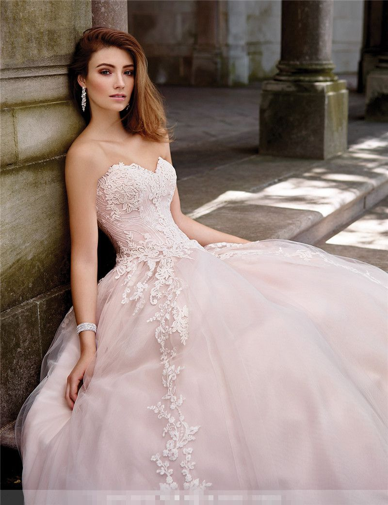 Affordable Wedding Dresses With Sleeves | Wedding dress princess ...