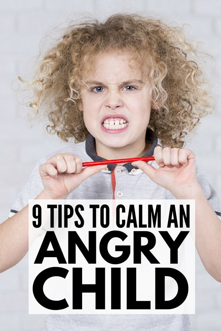 How to Help An Angry Child: 9 Ways to Restore a Se