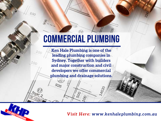 For Plumbers You Can Count On Turn To Penrith Ken Hale Plumbing
