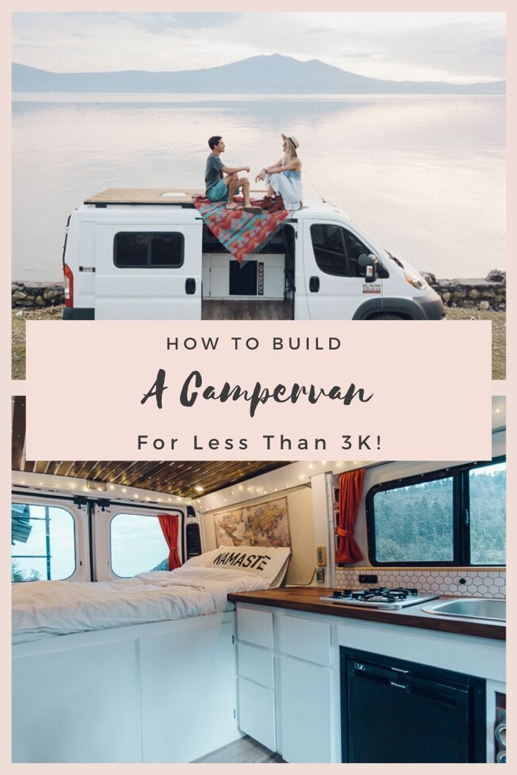 Photo of Cheap Campervan Conversion