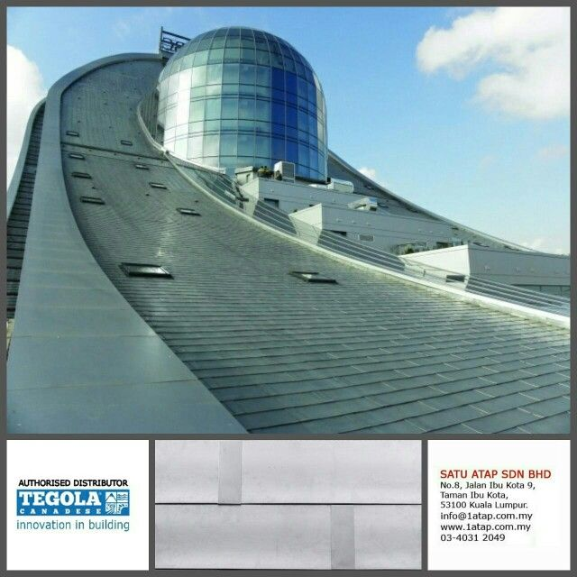 Tegola Prestige Zt Compact With Zinc Titanium Suitable For High End Building 100 From Italy Whatever Design Tegola Roof E Building Property Values Italy