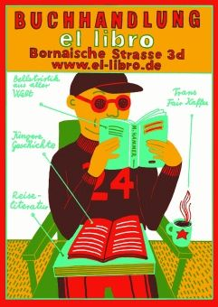 Buchhandlung el libro in Leipzig