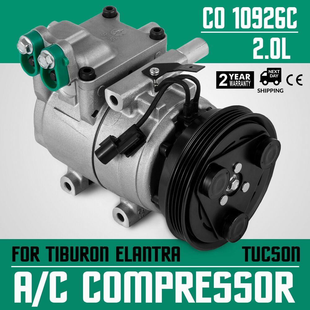 (Sponsored eBay) SET AC Compressor Clutch Fits Hyundai