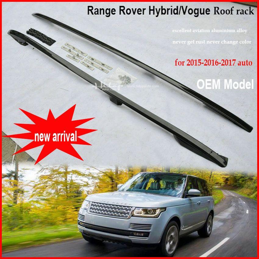for Range Rover Hybrid Vogue roof rack roof rail bar cross