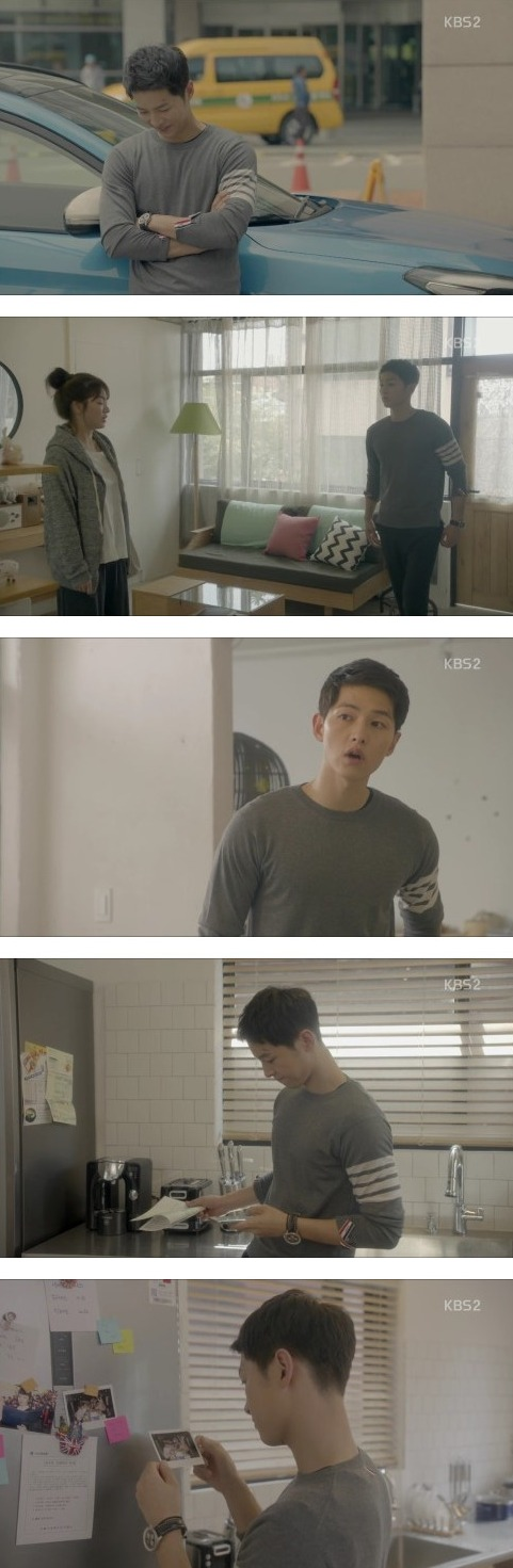 Descendants of the Sun (태양의 후예) Episode 2