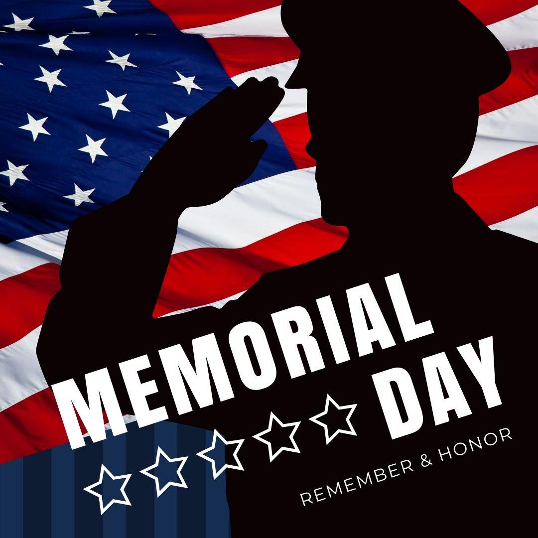Memorial Day Free Templates Social Media Free Templates Memorial Day Ideas Quotes Pics Free Graphic Design Software Memorial Day Happy Memorial Day